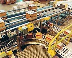 conveyor system overhead